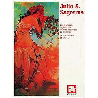 Julio S Sagreras Guitar Lessons Book 13 by Julio S Sagreras