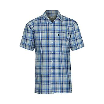 Champion Mens Country Radstock Short Sleeve Cotton Shirt