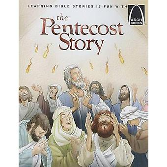The Pentecost Story by Elizabeth Jaeger - Dave Hill - 9780758646040 B