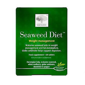 New Nordic Seaweed Diet Tablets 60