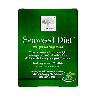 New Nordic Seaweed Diet Tablets 60 (NLF068)