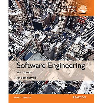 Software Engineering (10th International edition) by Ian Sommerville