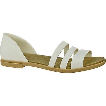 Crocs Tulum Open Flat W 2061091CQ universal summer women shoes