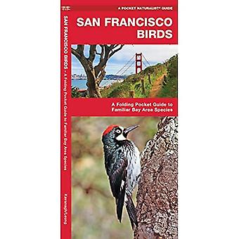 San Francisco Birds: An Introduction to Familiar Species (Pocket Naturalist)
