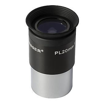 """BRESSER 20mm Okular Plössl 31.7mm/1.25"""""""