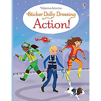 Action! by Fiona Watt - 9781474959636 Book