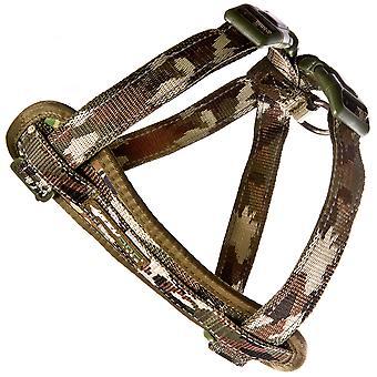 Ezydog Harnais Chest Plate Camuflage (Chiens , Colliers, laisses et harnais , Harnais)