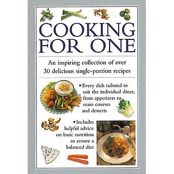 Cooking for One by Ferguson & Valerie