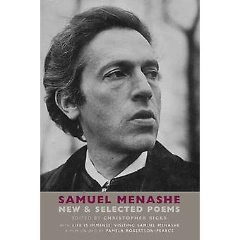 New and Selected Poems by Samuel Menashe