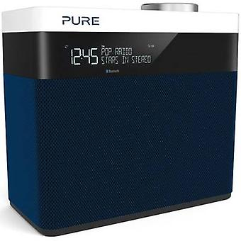 Pure POP Maxi S Desk radio DAB+, FM AUX, Bluetooth Navy