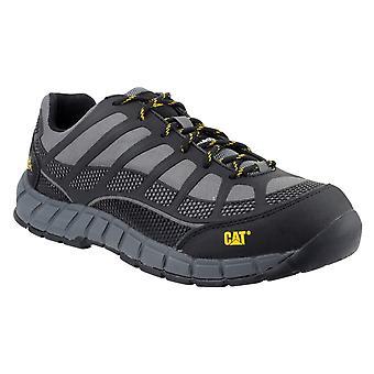 Caterpillar men's streamline safety shoe charcoal 21128