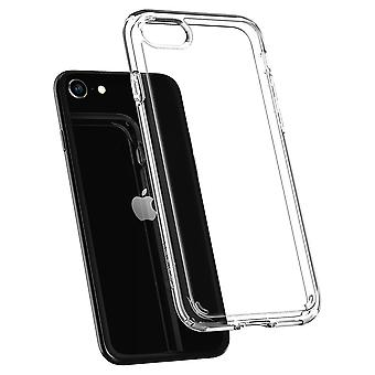 Case For IPhone Se (2020) / iPhone 8 / iPhone 7 Ultra Hybrid 2 Transparant