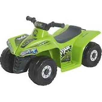 Surge Quad Boys' 6-Volt Battery-Powered Ride-On, Groen