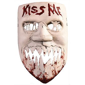 قبلة لي قناع الحقن