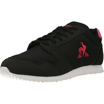 Le Coq Sportif Jazy Gs Girl Sport Color Black Shoes