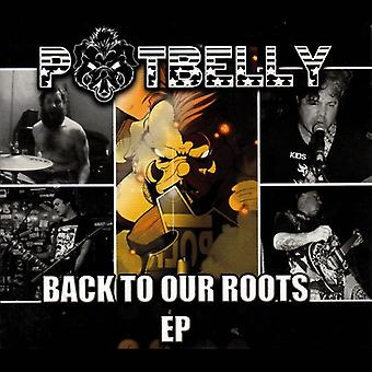 Potbelly - Back to Our Roots [CD] USA import