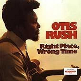 Otis Rush - Right Place Wrong Time [CD] USA import