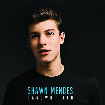 Shawn Mendes - manuscrite [CD] USA import