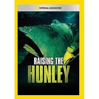 Verhoging van de import USA Hunley [DVD]