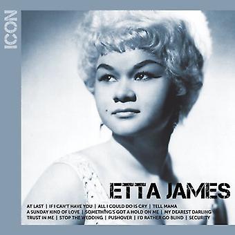 Etta James - Icon [CD] USA import