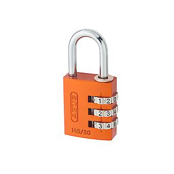 ABUS 145/30 30mm Aluminium Combination Padlock Random Colour 46632 ABU14530RC