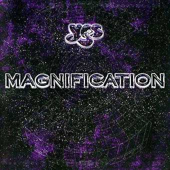 Yes - Magnification [Vinyl] USA import