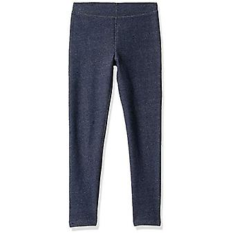 / J. Crew Brand- LOOK by Crewcuts Girls' Knit Jegging, Indigo, Large (10)