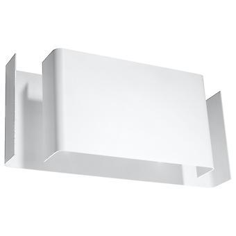 Sollux SCATOLA 2 Lys dekorative Flush Wall Lys Hvid SL.0426