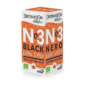 Earl Gray Black Tea 20 unità di 2g