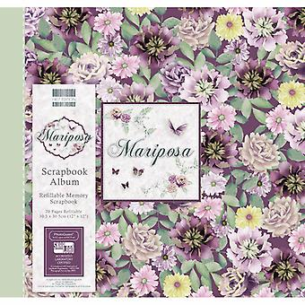 First Edition Mariposa 12x12 Inch Album Flowers