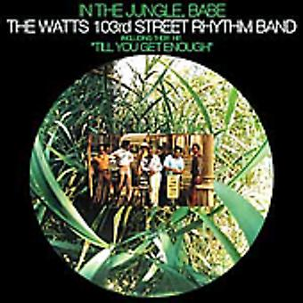 Watts 103rd Street Rhythm Band - Jungle Babe [CD] USA import