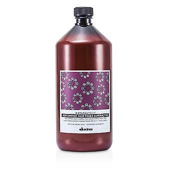 Naturlig tech replumping hår filler superaktiva serum (för alla hårtyper) 170398 1000ml/33.8oz