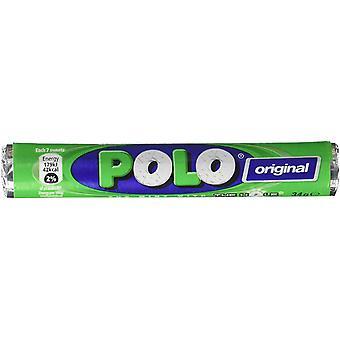 NESTLE POLO Mints Box of 32 Rolls of 34g Tubes (Original)