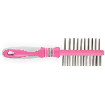 Ancol Ergo Cat Double-Sided Comb
