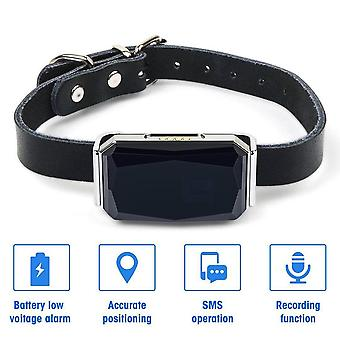 Pet Anti Lost Ip67 vanntett justerbar GPS sporing enhet