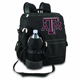 Turismo - Black (Texas A & M Aggies) Digital Print Backpack