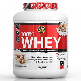 All Stars 100% Whey Protein 2270 gr