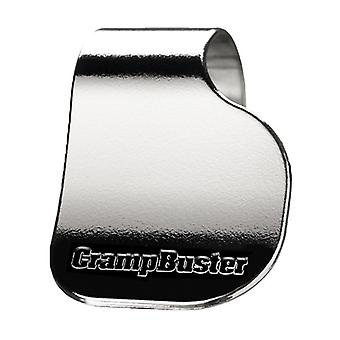 Crampbuster CB4-C Wide - Silver