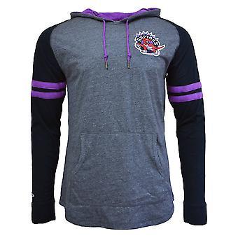 Mitchell & Ness Nba Lightweight Hoody 20 Toronto Raptors HDLSAJ19002TRABLCK universal all year men sweatshirts
