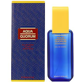 Antonio Puig Aqua Quorum Eau de Toilette Spray 100ml