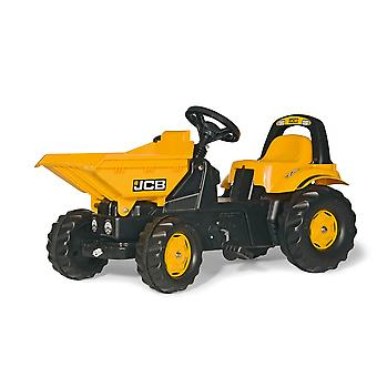 Rolly toys JCB  Kid dumper for 2.2-5 year old-yellow