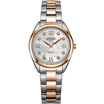 Ladies Watch Rotary LB05112/41/D, Quartz, 30mm, 5ATM