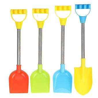 Stainless Steel Shovel Summer Sand Beach Seaside Water Play Tools  (random