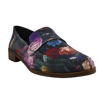 محظوظ العلامة التجارية Women'ق الأحذية مودي مغلق المتسكعون
