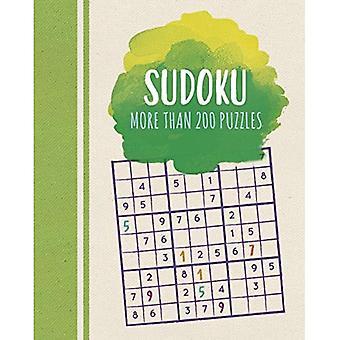 Sudoku: More Than 100 Puzzles