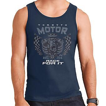 Nopea ja raivoisa Toretto Race For It Men's Vest