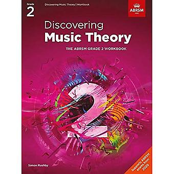 Discovering Music Theory, The ABRSM Grade 2 Workbook� (Theory workbooks (ABRSM))