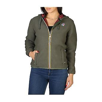 K-Way - Clothing - Jackets - K005580_H00 - Women - Green - 8