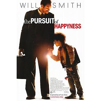 The Pursuit of Happyness filmposter (11 x 17)
