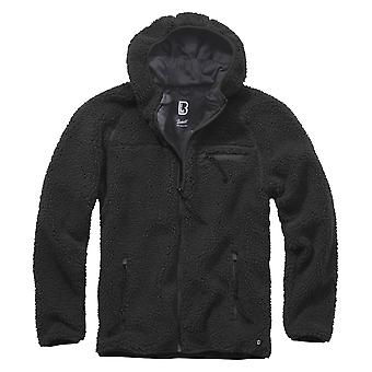Brandit Men's Fleece Jacket Teddyfleece Worker